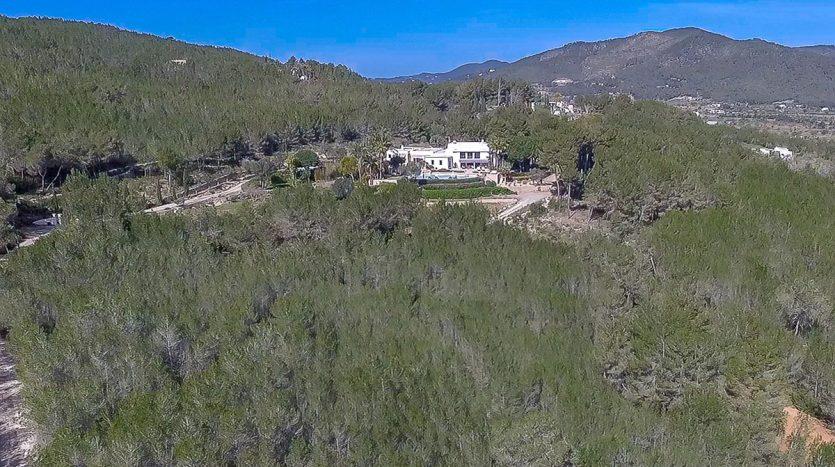 Villas For Rent in Santa Eulalia, Ibiza Spain - Family Luxury villas in ibiza