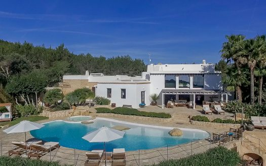 Villas For Rent in Santa Eulalia, Ibiza Spain - Family Luxury villas in ibiza